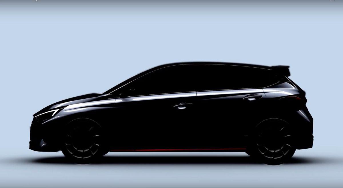 .Hyundai i20N