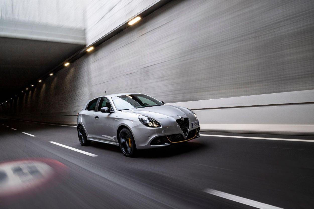.Alfa Romeo Giulietta