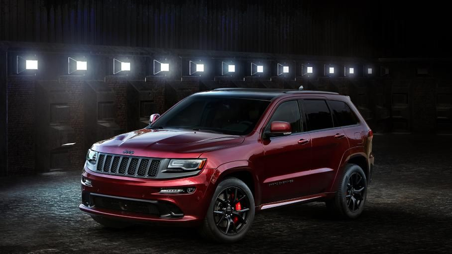 .Jeep Grand Cherokee