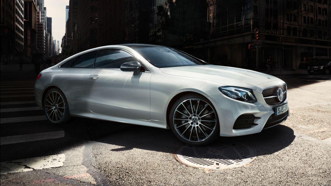 .Mercedes-Benz E-Class