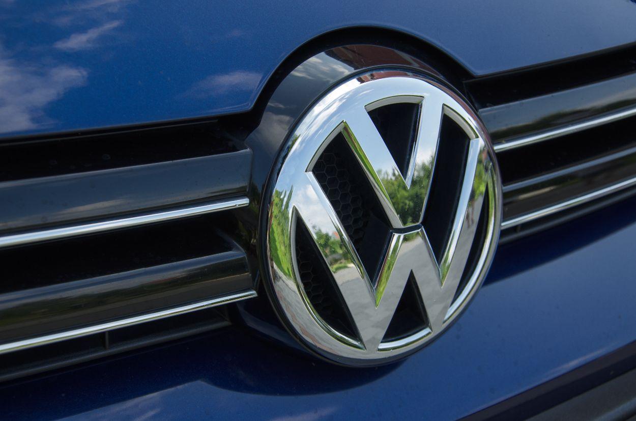 .Volkswagen logo