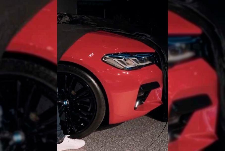 .BMW M5