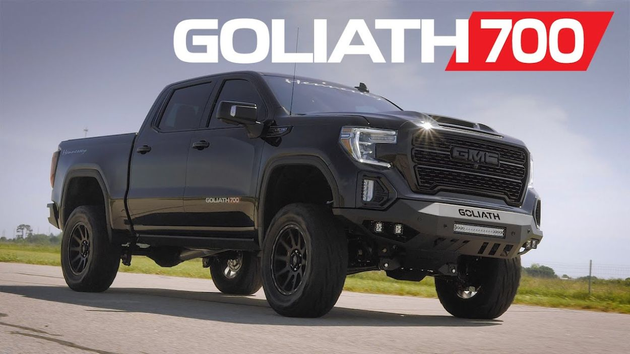 Hennessey Goliath 700 Supercharged
