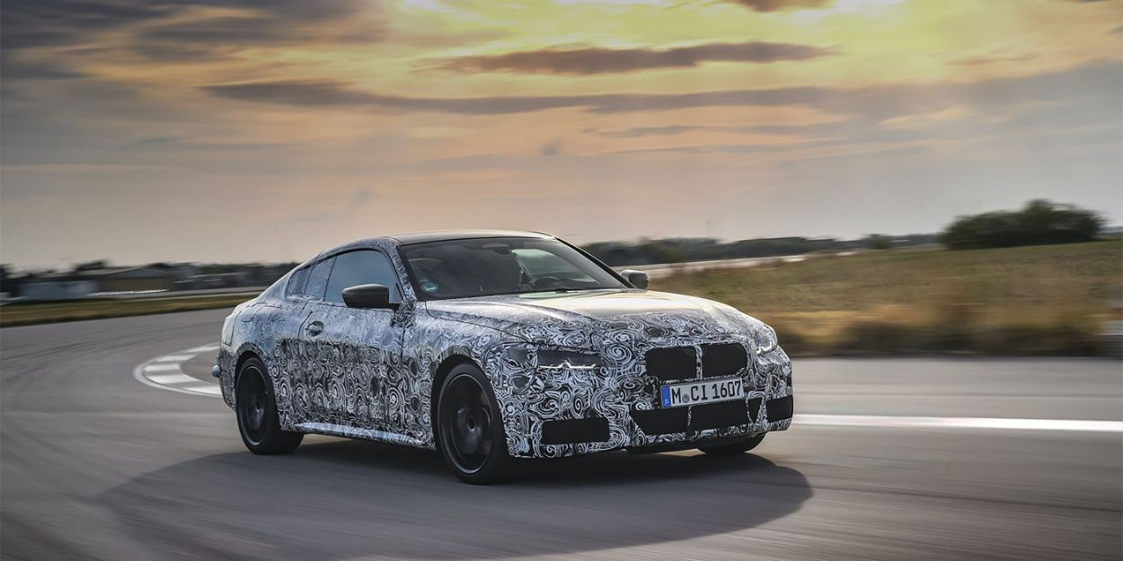 .BMW 4-Series Coupe
