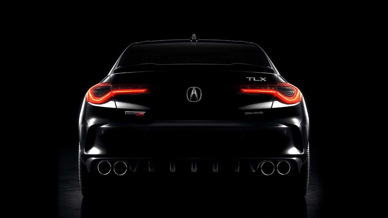 .Acura TLX Type S