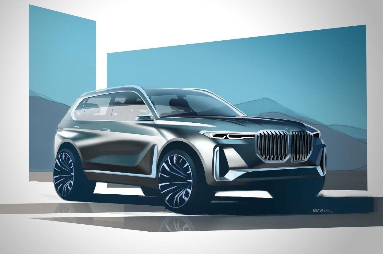 .BMW X8 M