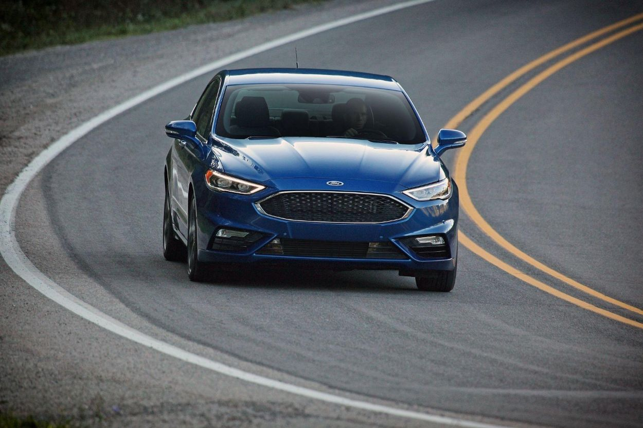 .Ford Fusion