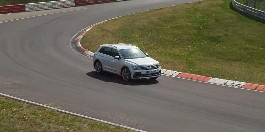 .Volkswagen Tiguan R