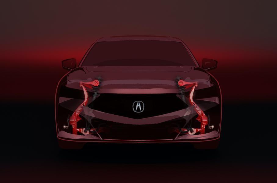 .Acura TLX