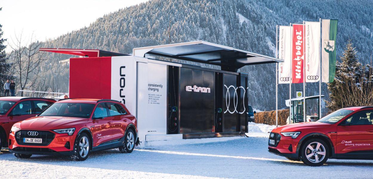 .Audi e-tron