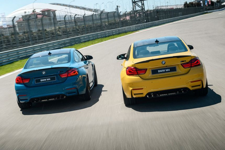 .BMW M3 и M4