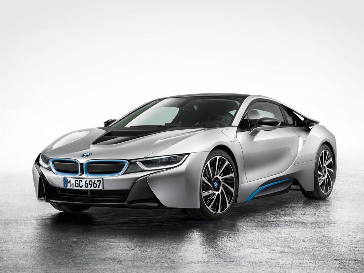 .BMW i8 Coupe