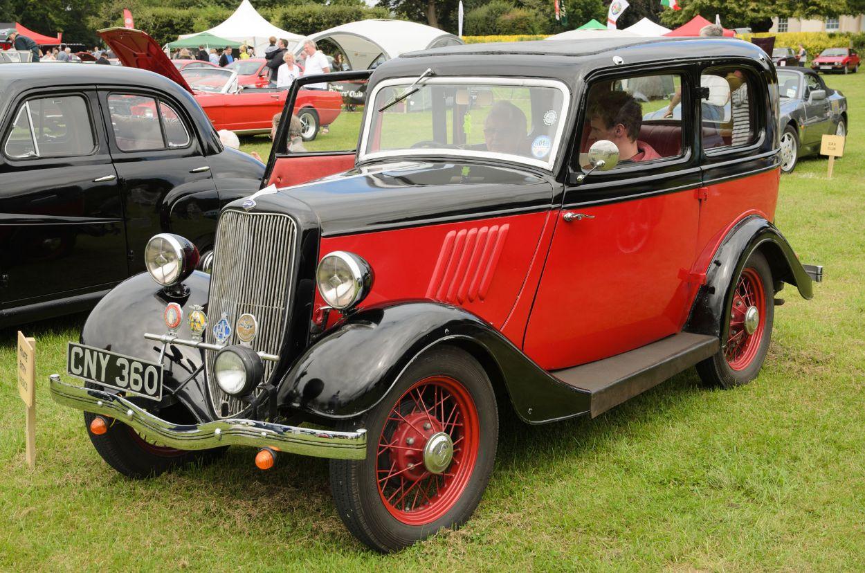 .Ford Model Y