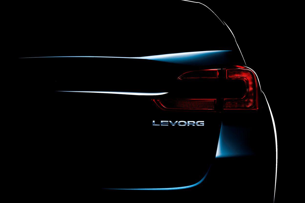 .Subaru Levorg