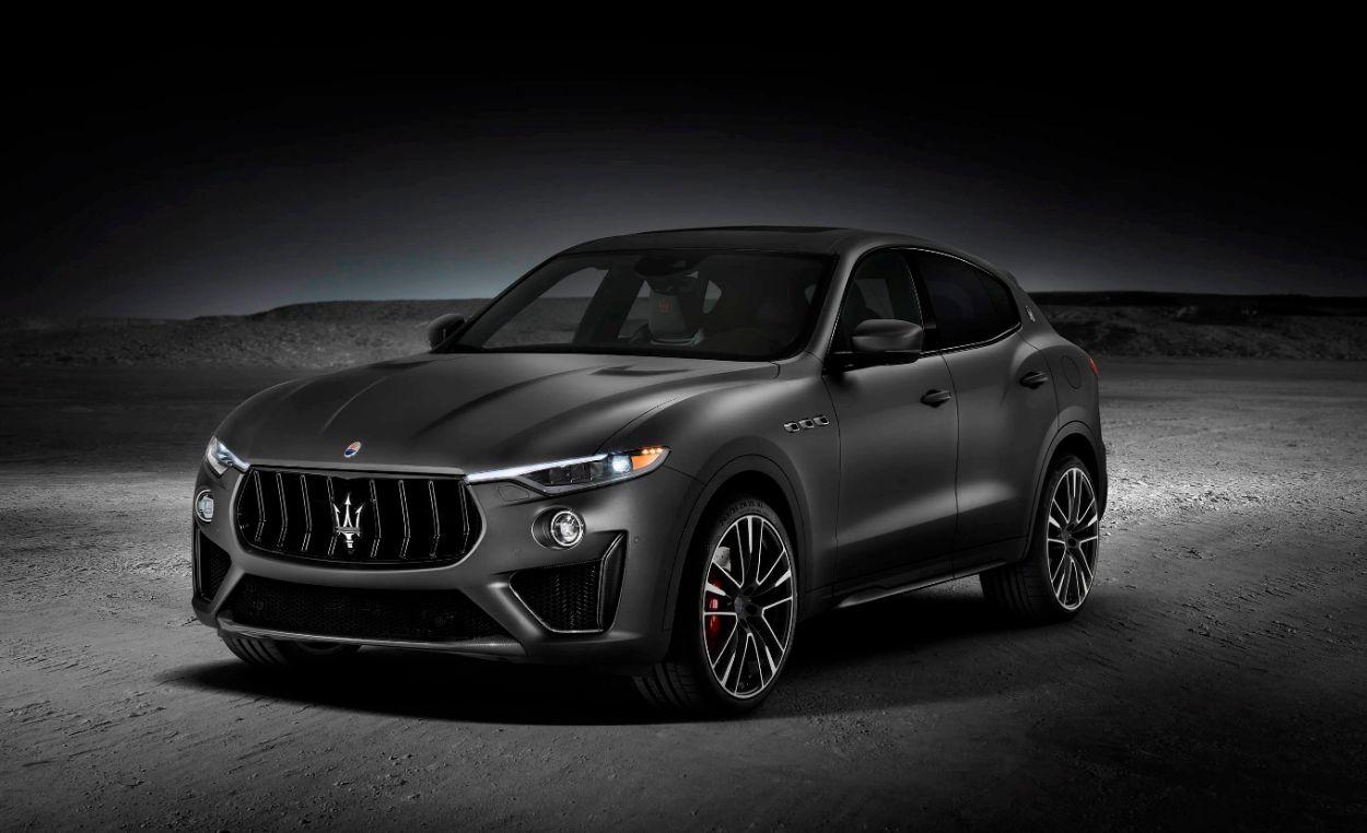 .Maserati Levante