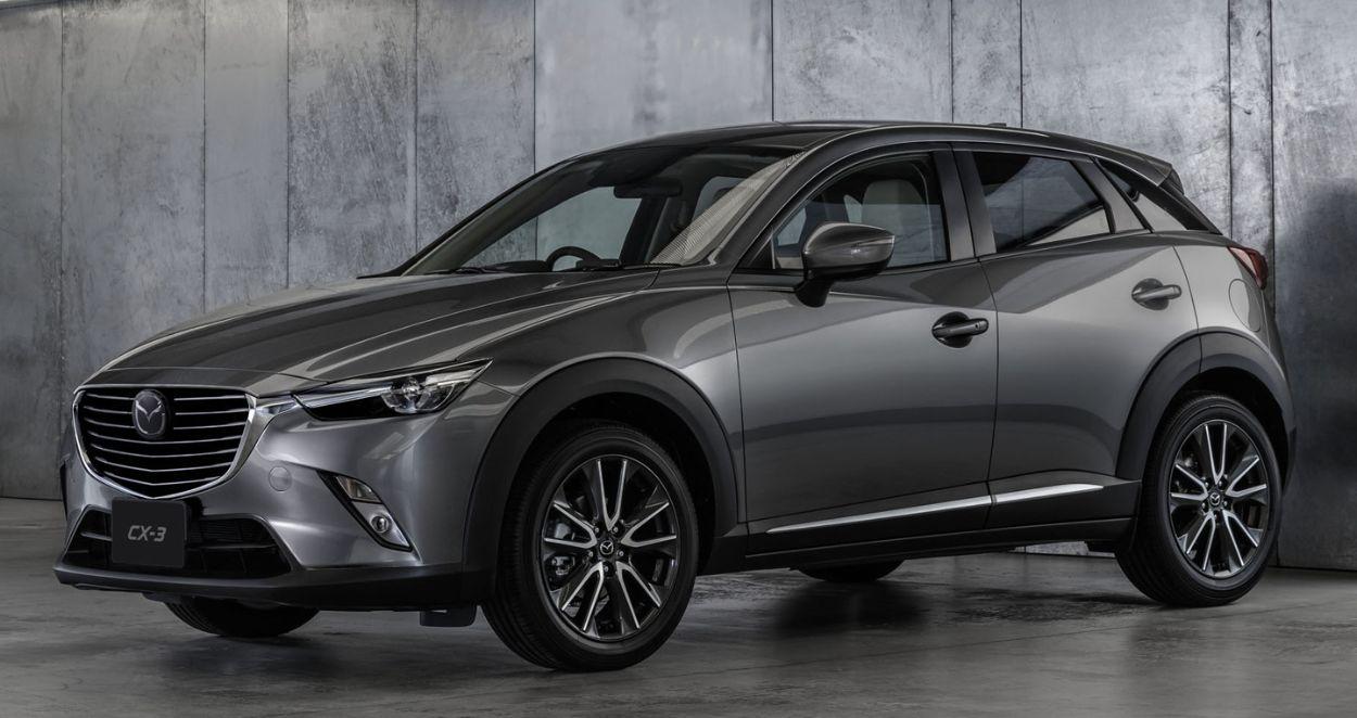 .Mazda CX-3