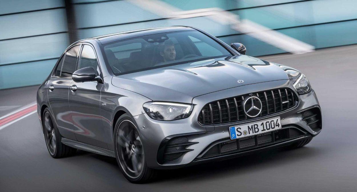 .Mercedes-AMG E 63