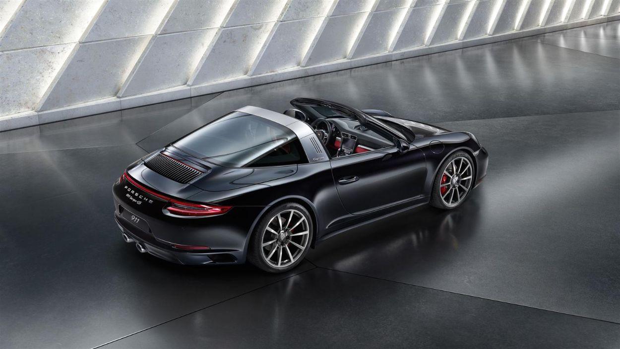 .Porsche 911 Targa