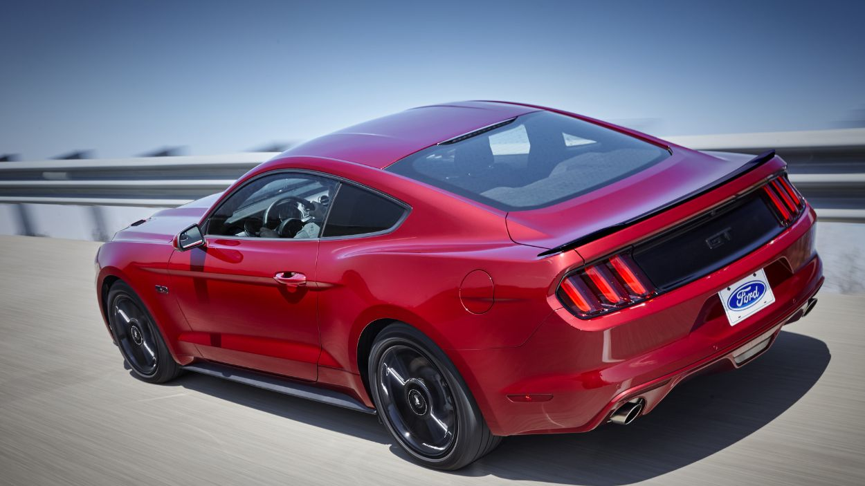.Ford Mustang GT