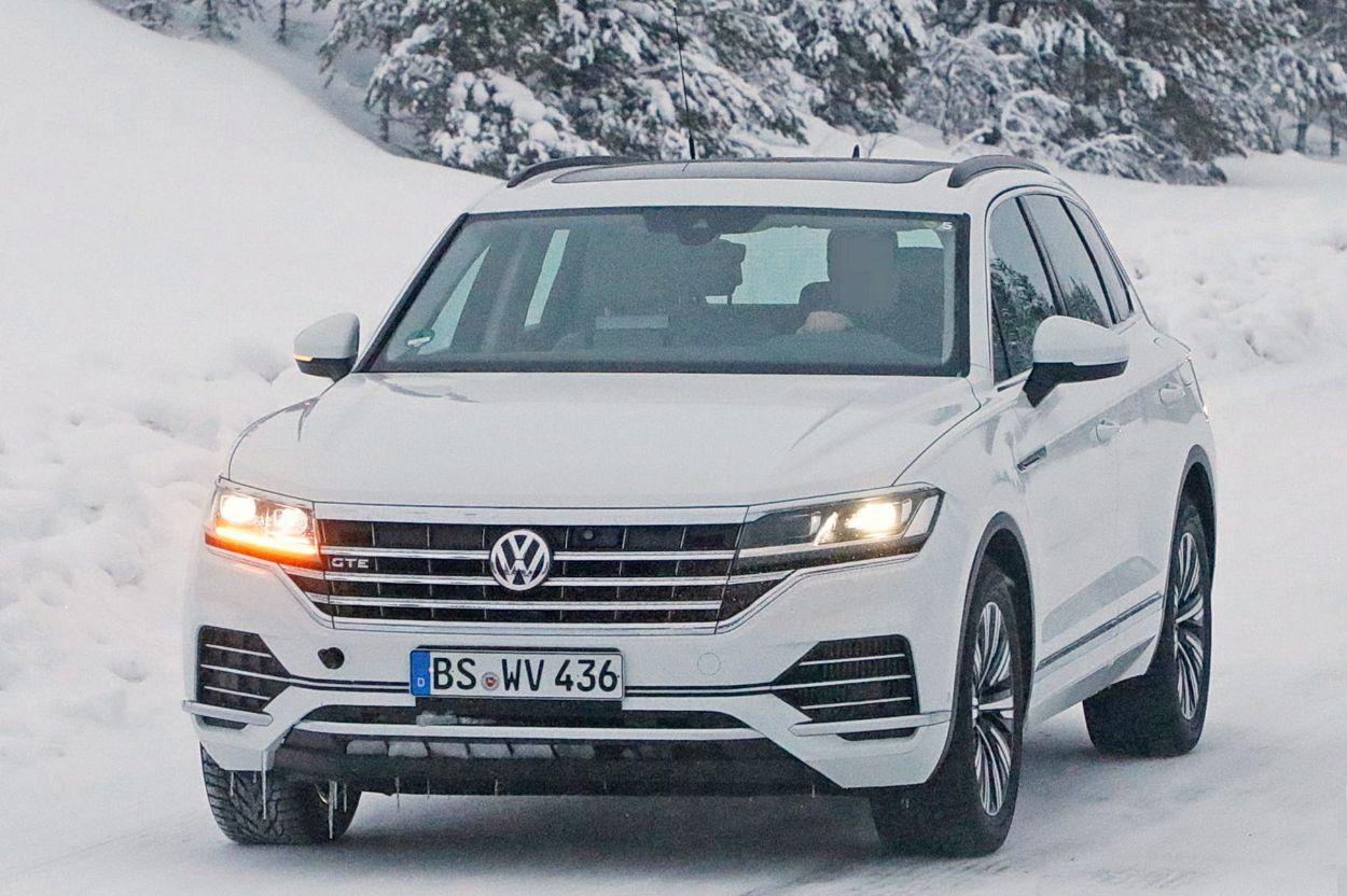 .Volkswagen Touareg GTE
