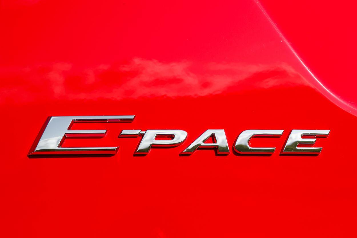 .Jaguar E-Pace