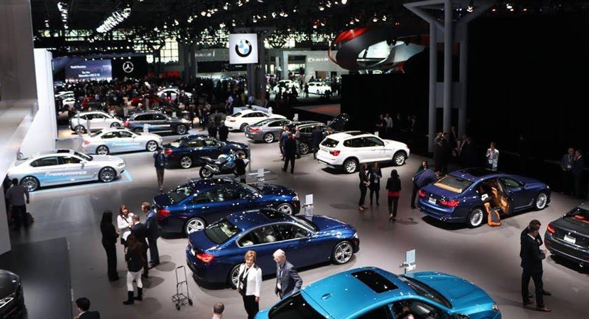 .New York Auto Show