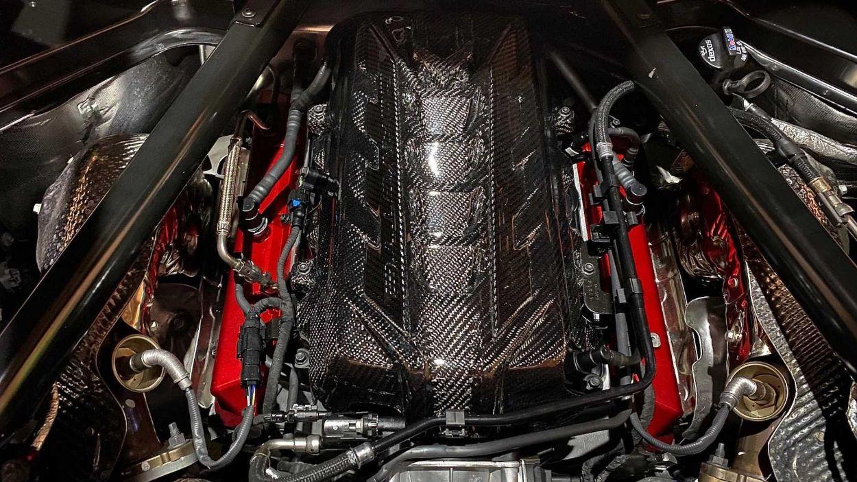 .Chevrolet Corvette C8