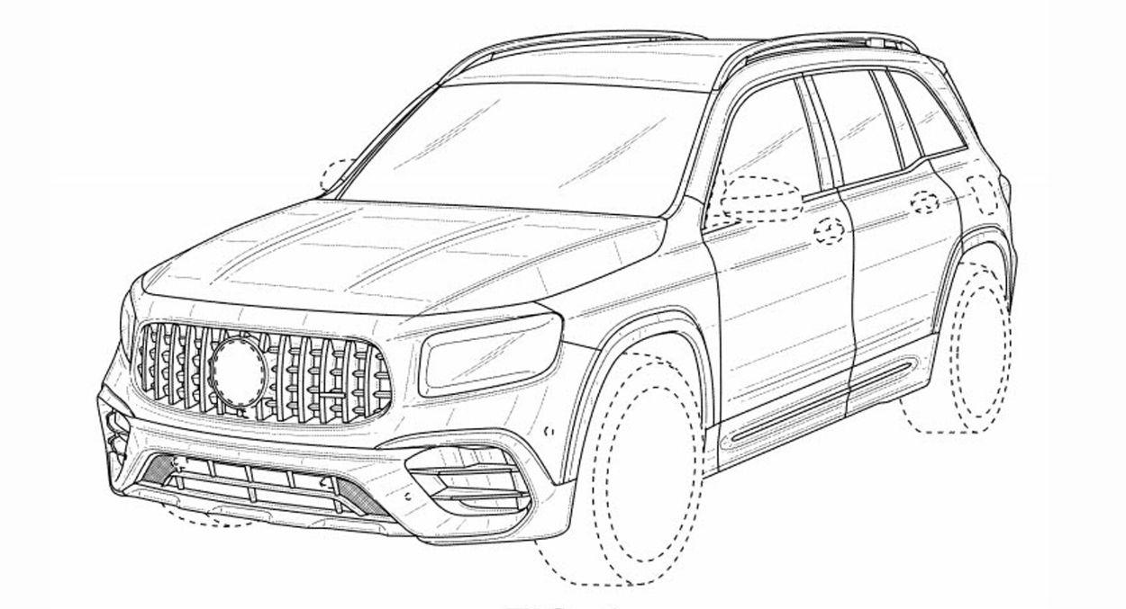 .Mercedes-Benz GLB