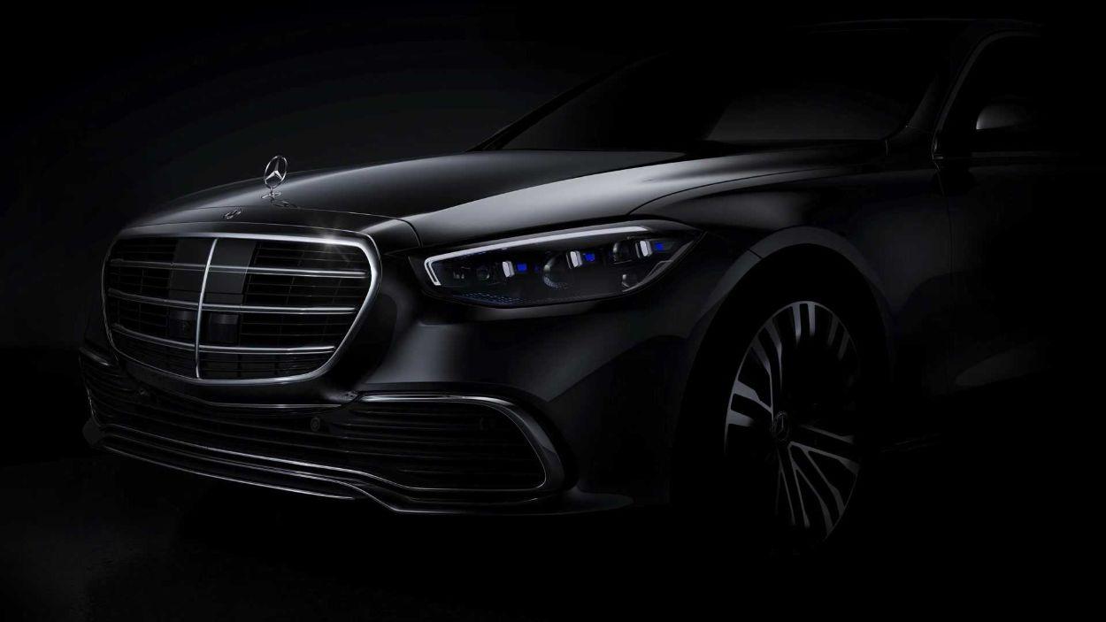 .Mercedes-Benz S-Class W223
