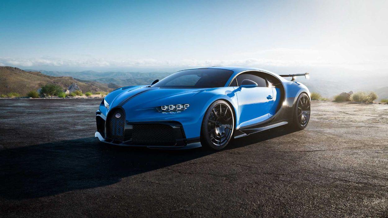 .Bugatti Chiron