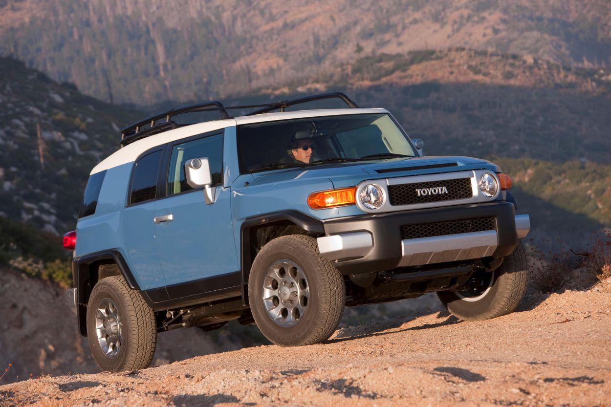 .Toyota FJ-Cruiser