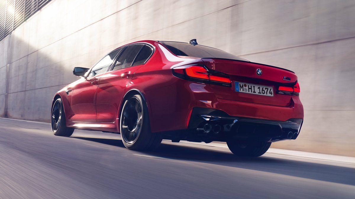 .BMW M5 CS