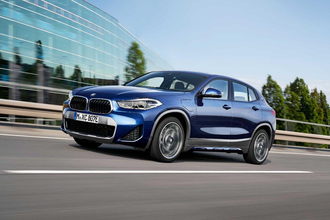 .BMW X2 xDrive25e