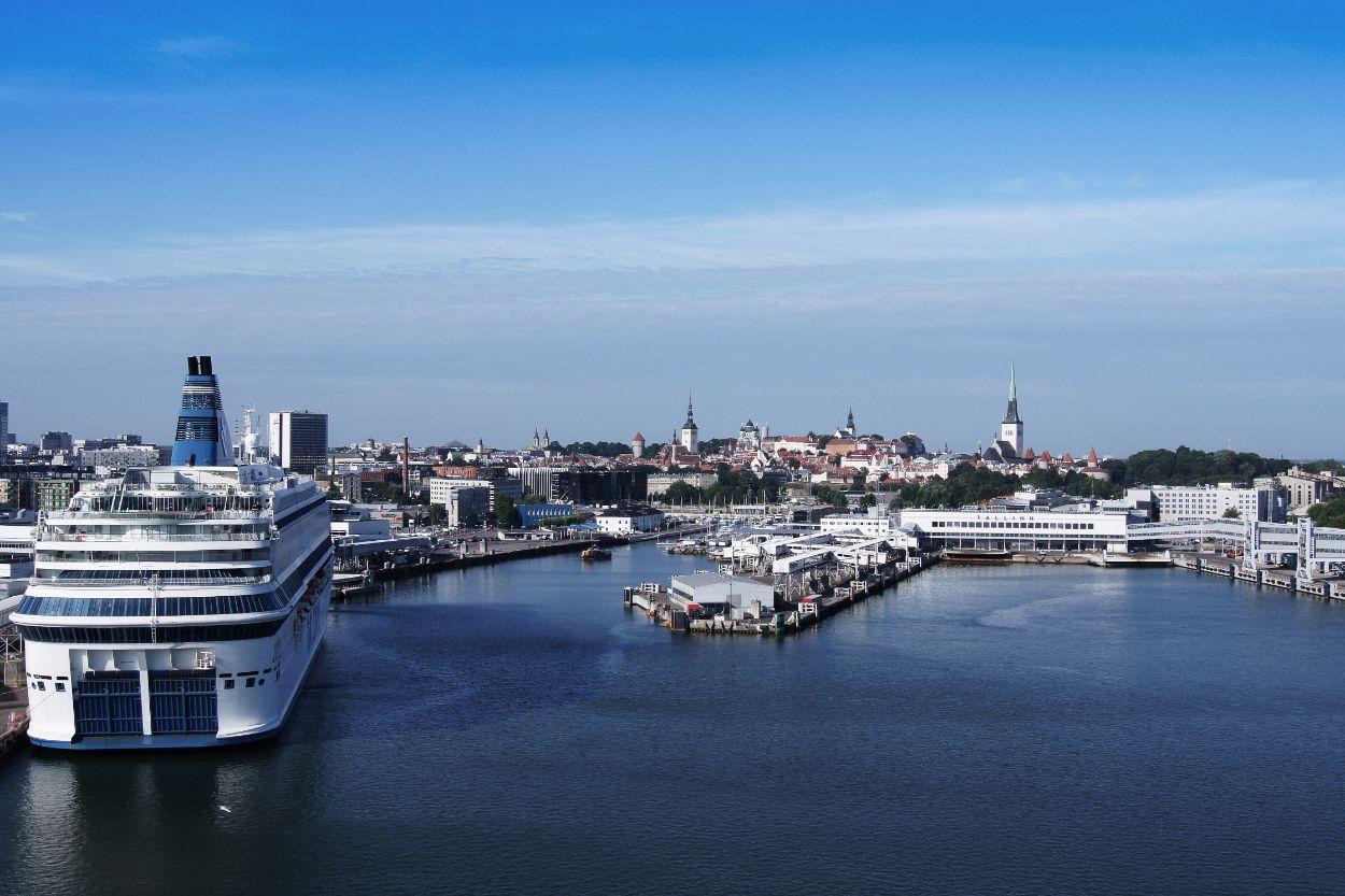 .Tallinna sadam