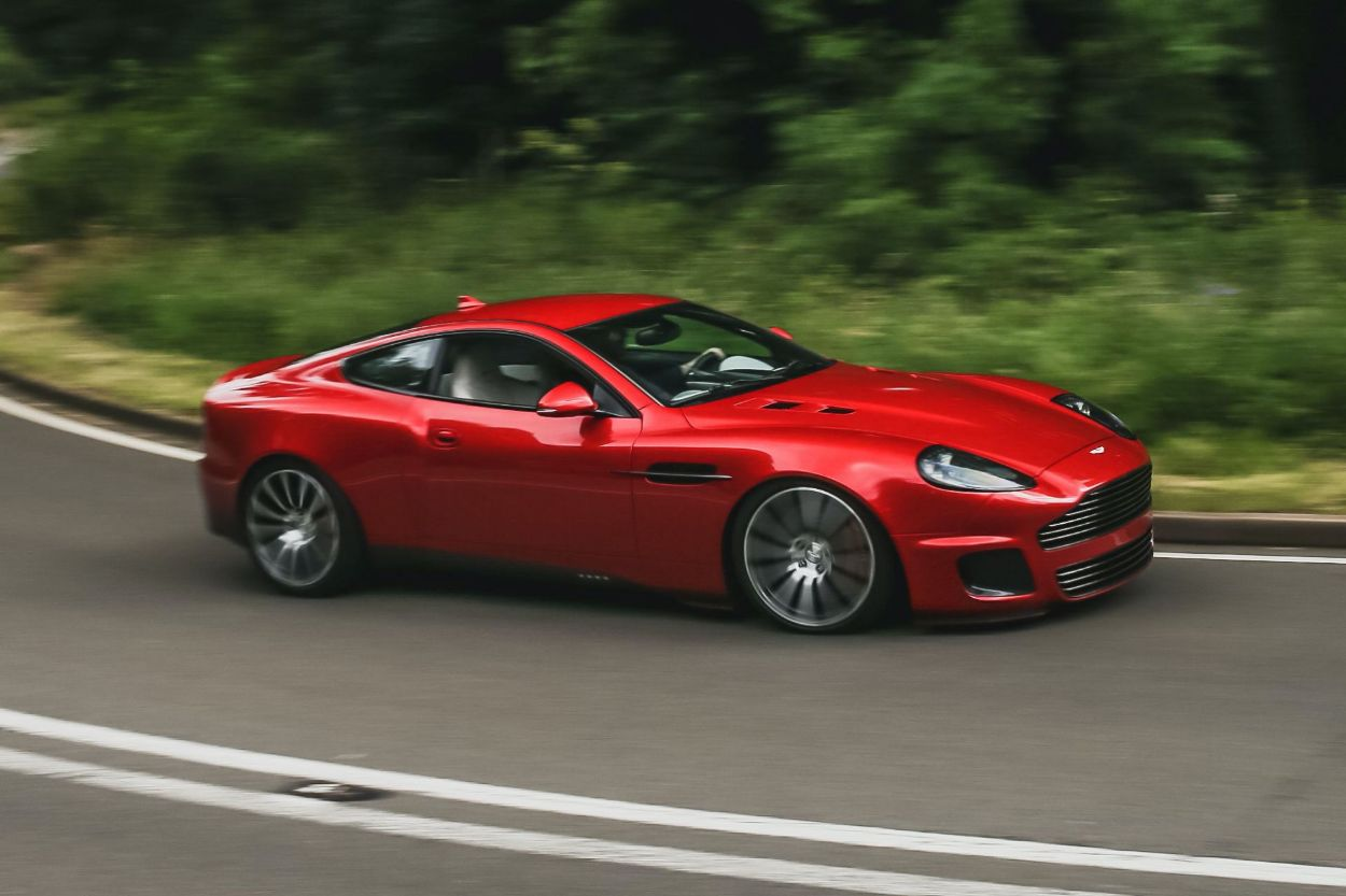 .Aston Callum Vanquish