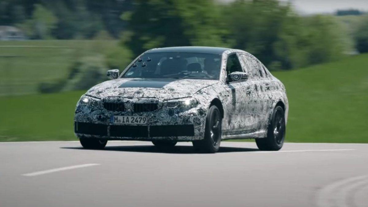 .BMW M3