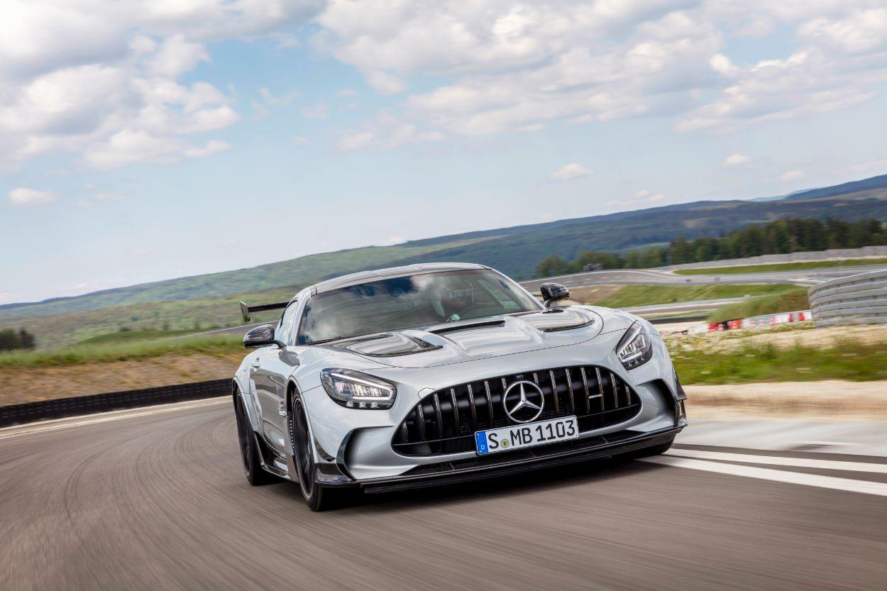 .Mercedes-AMG GT Black Series