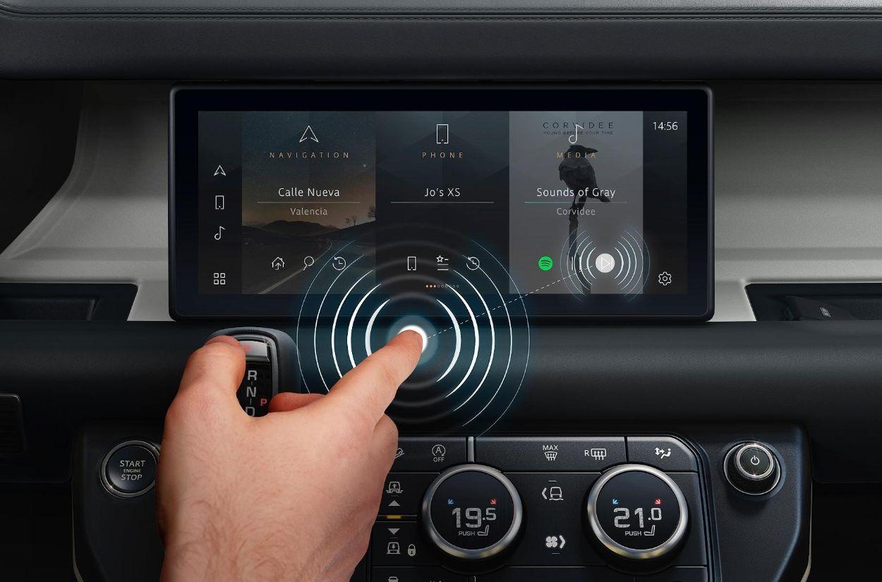 .Jaguar Land Rover