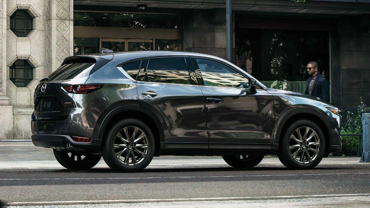 .Mazda CX-5