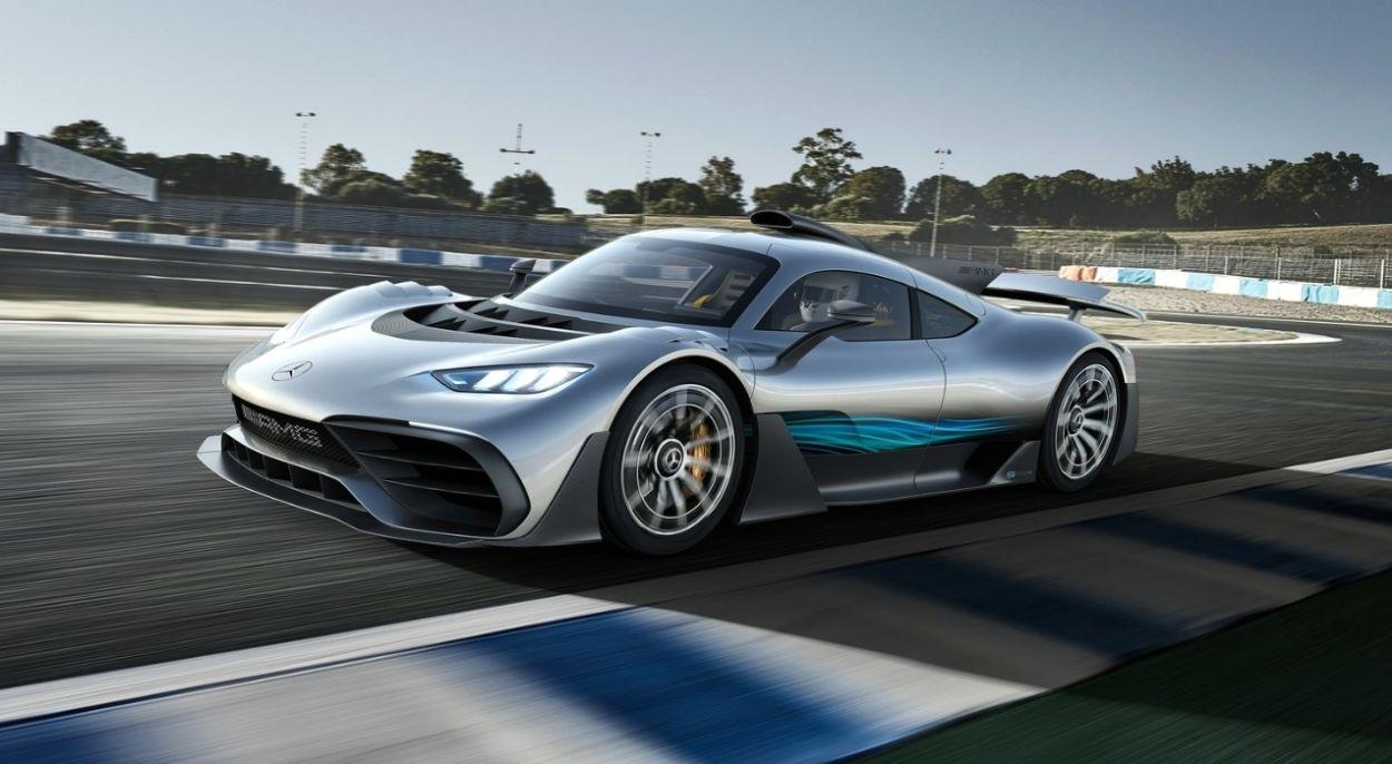 .Mercedes-AMG One