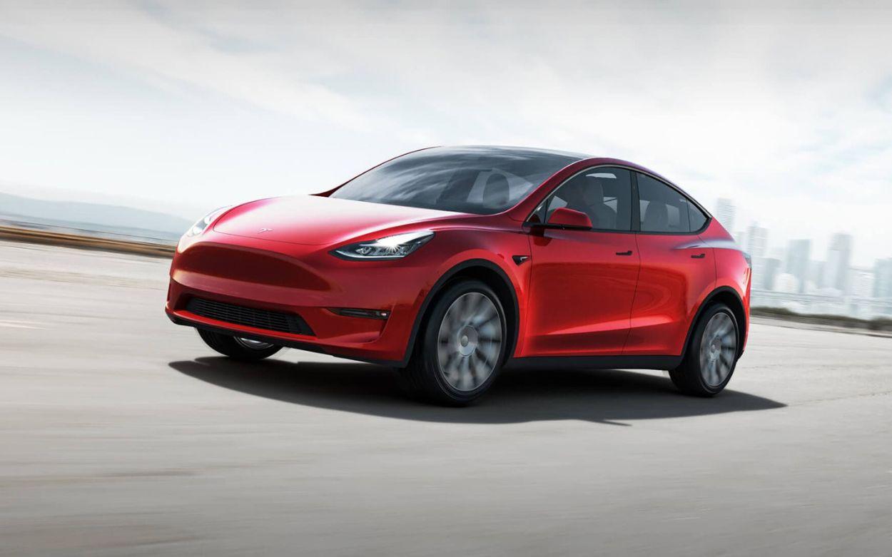 .Tesla Model Y