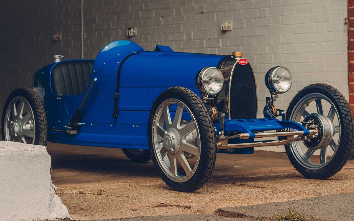 .Bugatti Baby II