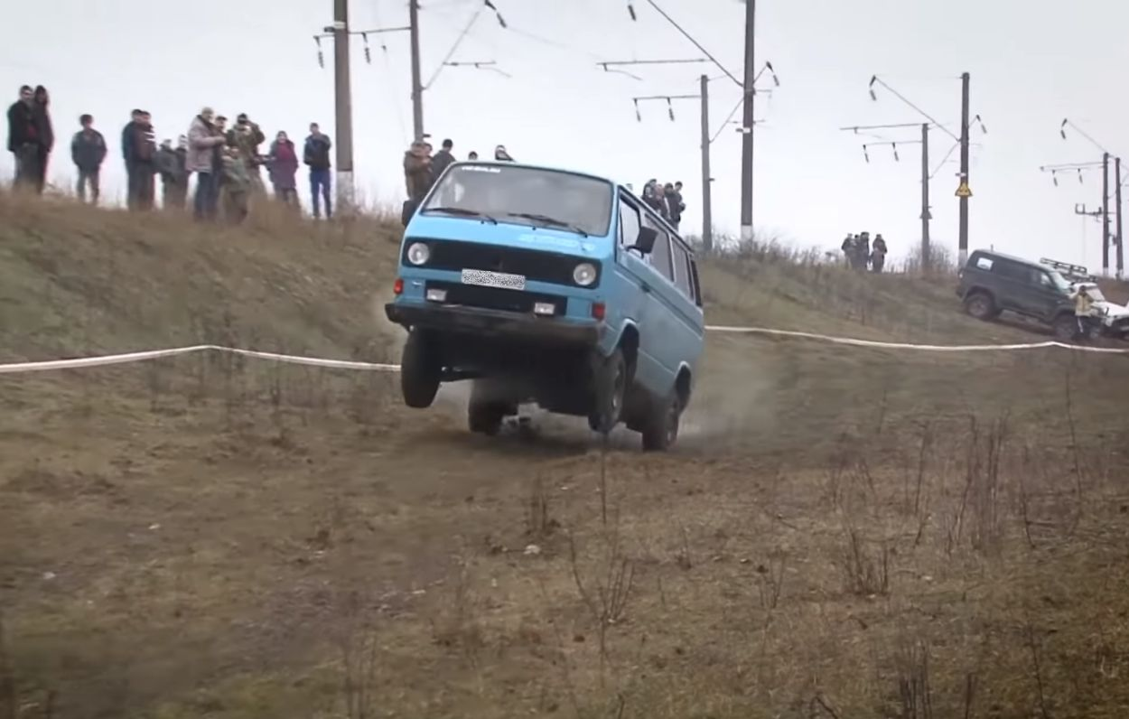 .Volkswagen Transporter