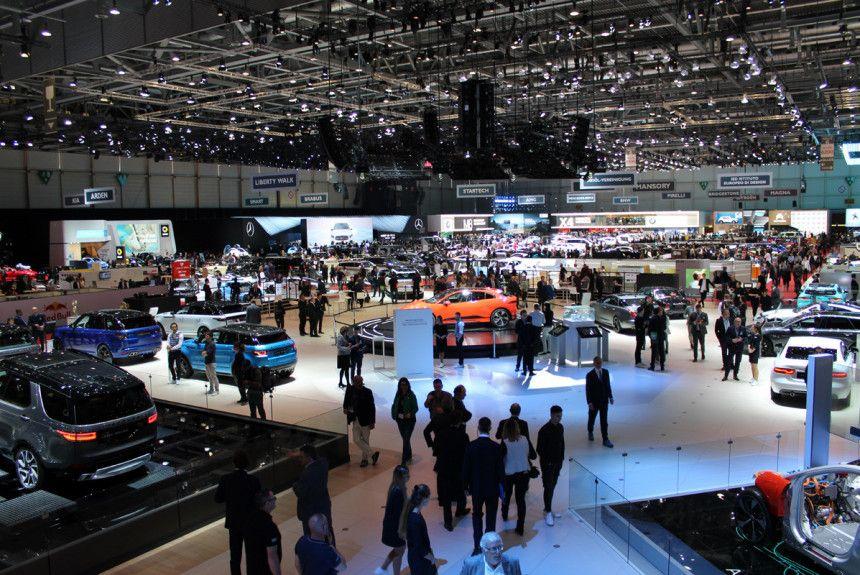 .Geneva Motor Show
