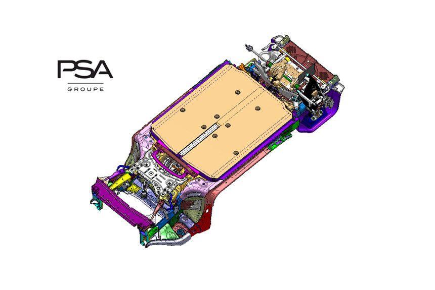 .eVMP (Electric Vehicle Modular Platform)
