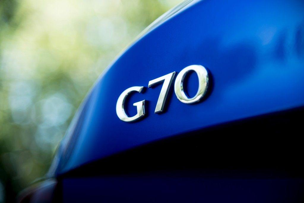 .Genesis G70