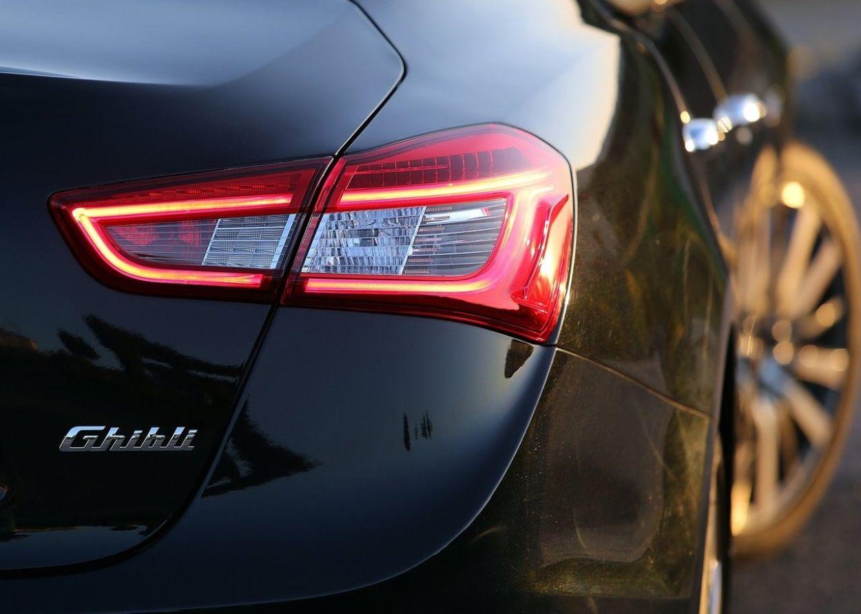 .Maserati Ghibli Hybrid