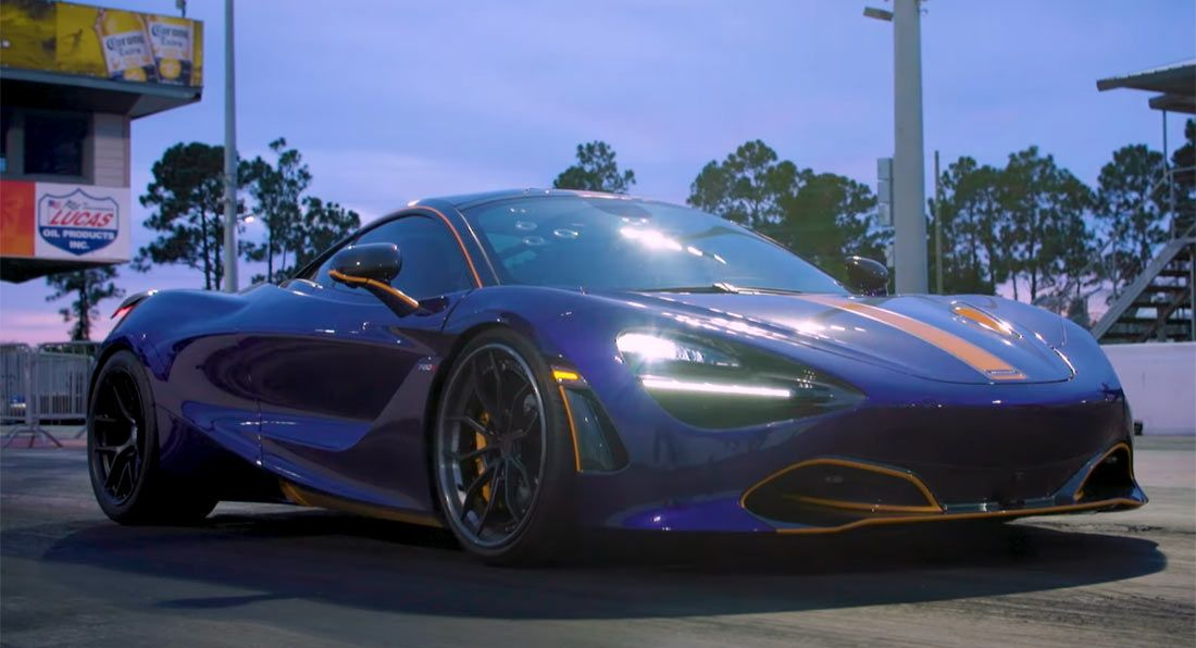 .McLaren 720S by Wheels Boutique