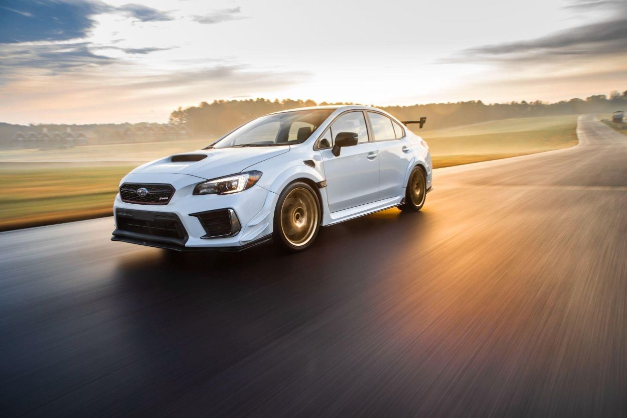 .Subaru WRX