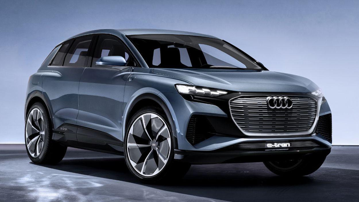 .Audi Q4 e-tron
